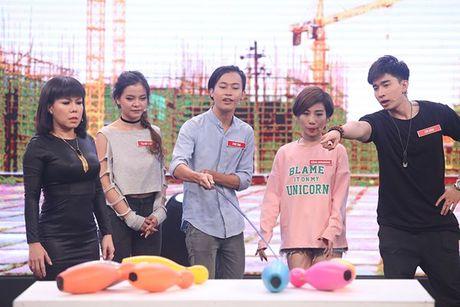 'Ga cung' cua Dong Nhi doi dau trong 'Dan ong phai the' - Anh 6
