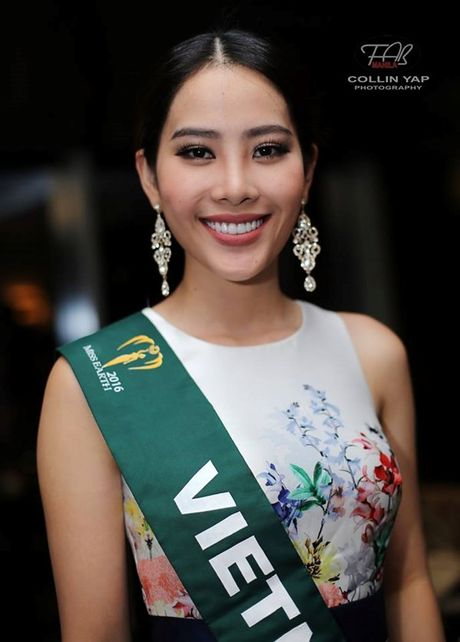 Nam Em duoc du doan vao Top 8 Miss Earth 2016 - Anh 2