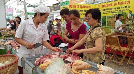 Thuc day chuoi cung ung thuc pham sach 'mau lon' - Anh 1