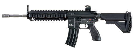 Kham pha sung truong tan cong HK416 moi cua quan doi Phap - Anh 10