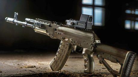Kham pha sung truong tan cong HK416 moi cua quan doi Phap - Anh 13