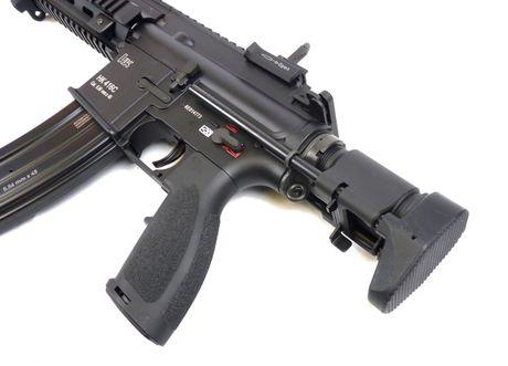 Kham pha sung truong tan cong HK416 moi cua quan doi Phap - Anh 5