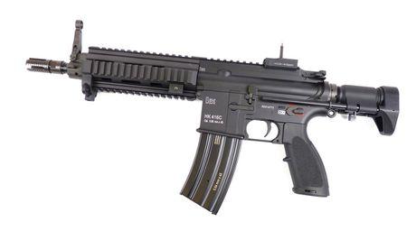 Kham pha sung truong tan cong HK416 moi cua quan doi Phap - Anh 6