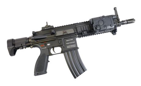 Kham pha sung truong tan cong HK416 moi cua quan doi Phap - Anh 9
