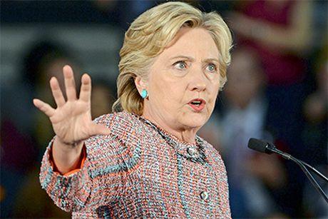 Ba Clinton muon 'bao vay' Trung Quoc bang he thong phong thu ten lua - Anh 1