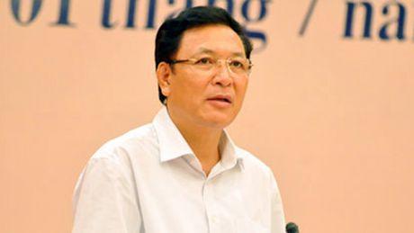 Nguyen Bo truong Pham Vu Luan lam giang vien Dai hoc Thuong mai - Anh 1