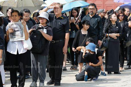 Hang van nguoi dan Thai Lan don linh cuu nha vua ve cung dien - Anh 4