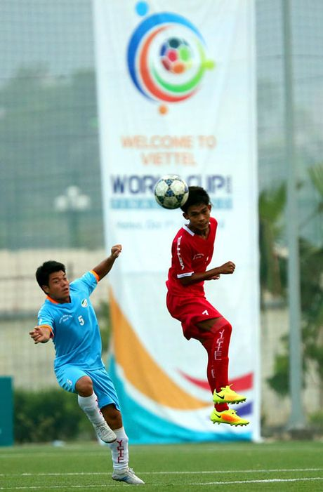 Su thu vi cua doi 've vot' tai Viettel World Cup 2016 - Anh 3