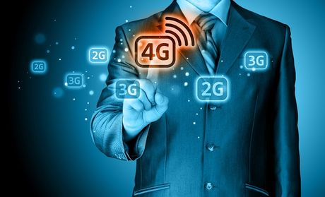 Viettel va VinaPhone duoc phep trien khai 4G - Anh 1