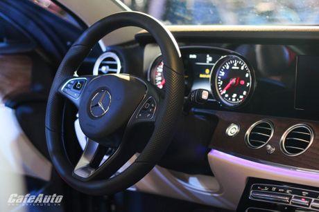 Mercedes-Benz E-Class 2017 chinh thuc ra mat thi truong Viet - Anh 5