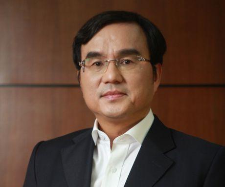 Chan dung tien si kinh te Duong Quang Thanh, Chu tich Tap doan Dien luc Viet Nam - Anh 1