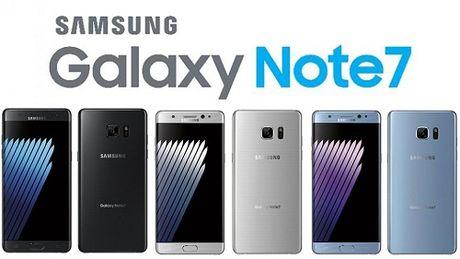 Nguoi dung Samsung Galaxy Note 7 se duoc hoan tien san pham - Anh 1