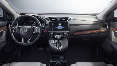 Nhung cai tien cua Honda CR-V the he moi - Anh 2
