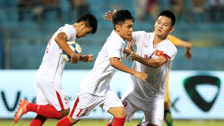 U19 Viet Nam vs U19 CHDCND Trieu Tien: Tin vao khoi dau dep - Anh 1