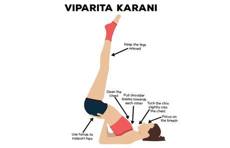 6 bai tap Yoga tren giuong tot cho suc khoe - Anh 4