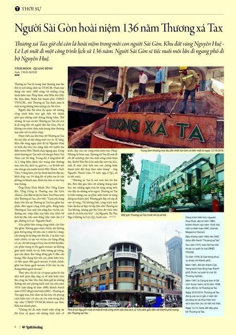 Nguoi Sai Gon hoai niem 136 nam Thuong xa Tax - Anh 4