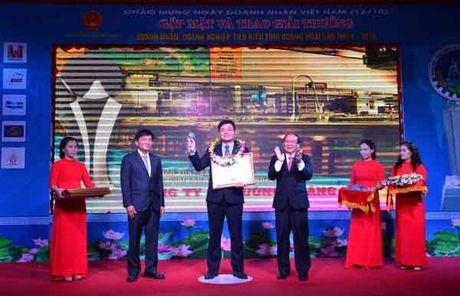 Cong ty BSR: Don vi xuat sac tieu bieu cua tinh Quang Ngai - Anh 1
