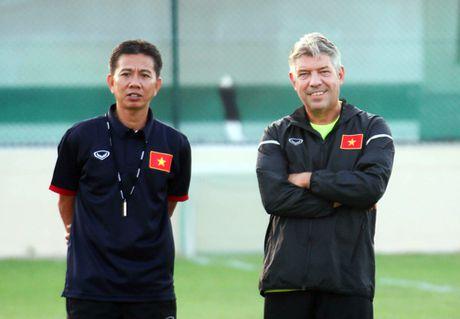 U19 Viet Nam - U19 CHDCND Trieu Tien: San sang cho khoi dau moi - Anh 1