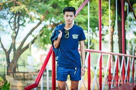 Nu sinh Truong Dai hoc Vinh gay sot voi ngoai hinh 'tom boy' - Anh 10
