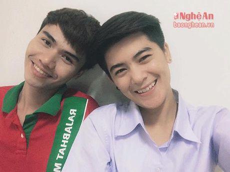 Nu sinh Truong Dai hoc Vinh gay sot voi ngoai hinh 'tom boy' - Anh 6