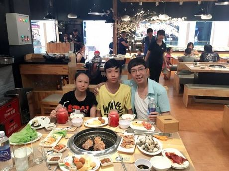 Ly Hai, Long Nhat - Hai ong bo U50 dong con nhat showbiz Viet - Anh 13
