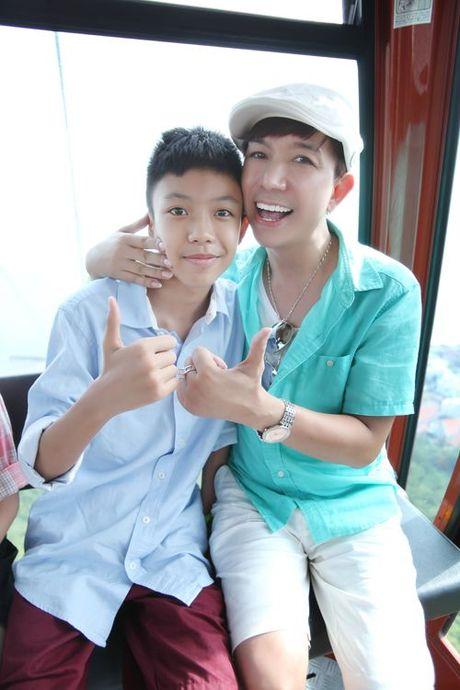 Ly Hai, Long Nhat - Hai ong bo U50 dong con nhat showbiz Viet - Anh 14