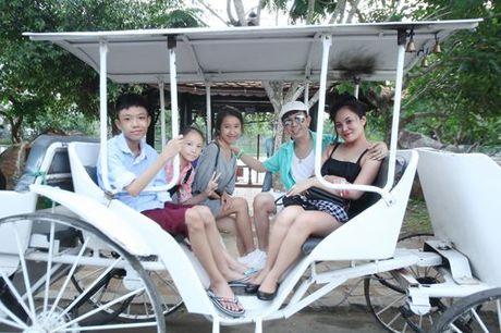 Ly Hai, Long Nhat - Hai ong bo U50 dong con nhat showbiz Viet - Anh 16