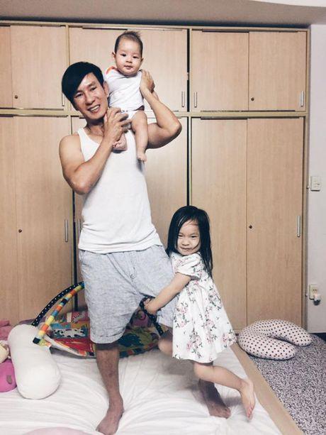 Ly Hai, Long Nhat - Hai ong bo U50 dong con nhat showbiz Viet - Anh 6