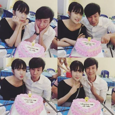 Ly Hai, Long Nhat - Hai ong bo U50 dong con nhat showbiz Viet - Anh 7