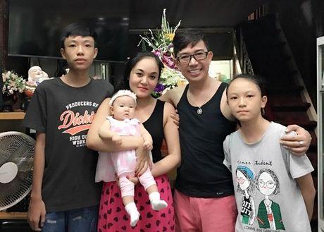 Ly Hai, Long Nhat - Hai ong bo U50 dong con nhat showbiz Viet - Anh 8