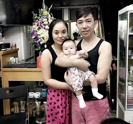 Ly Hai, Long Nhat - Hai ong bo U50 dong con nhat showbiz Viet - Anh 9