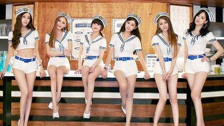 Vua xac nhan comeback, T-ara da bi netizen 'che nhao' khong thuong tiec - Anh 1