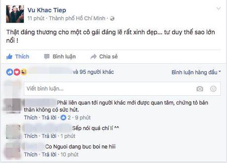 Quan ly Ngoc Trinh len tieng sau khi 'ga cung' bi Khanh My da deu - Anh 1