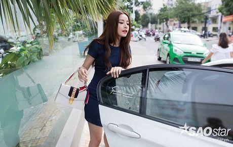 Chi Pu hao hung khoe duoc Jiyeon (T-Ara) chu dong theo doi tai khoan Instagram - Anh 5