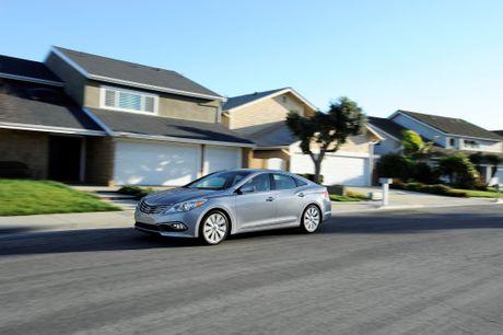Hyundai Azera, sedan 'xin' hon Sonata co phien ban moi - Anh 1