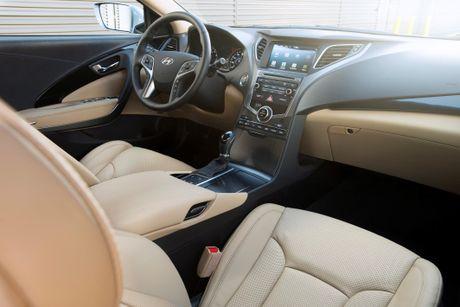 Hyundai Azera, sedan 'xin' hon Sonata co phien ban moi - Anh 2