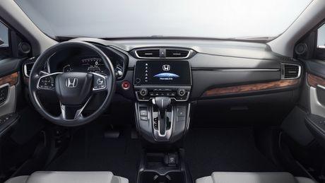 Honda CR-V 2017 lo dien, chua co ban 7 cho ngoi - Anh 2