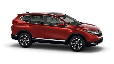 Honda CR-V 2017 lo dien, chua co ban 7 cho ngoi - Anh 3