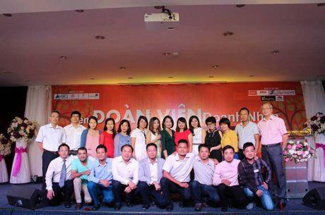 'Dem doan vien doanh nhan' –Tham tinh Doanh Nhan Viet - Anh 1
