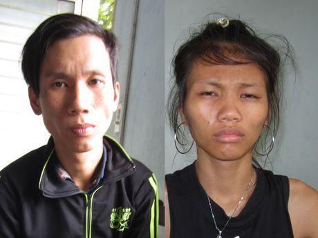 Bat doi tinh nhan cuop xe om - Anh 1