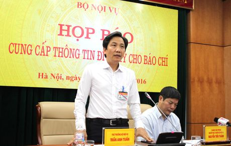 Vu Trinh Xuan Thanh:Chua the cong bo ket qua kiem diem - Anh 2
