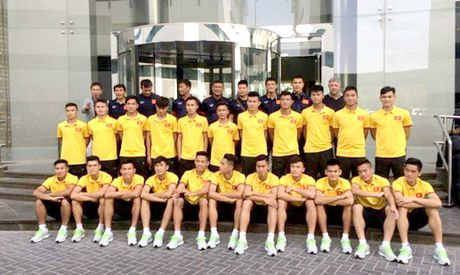 U19 Viet Nam: Cho doi bat ngo - Anh 1