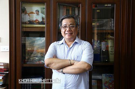 Giai thuong Nha nuoc, giai thuong Ho Chi Minh ve KH&CN dot 5: So giai khong nhieu, nhung gia tri lon - Anh 1