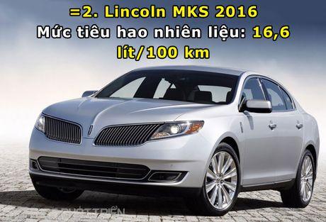 Top 10 xe sedan tieu ton nhien lieu nhat the gioi - Anh 3