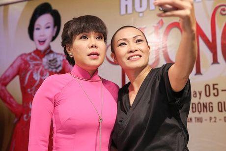 Viet Huong lan dau tiet lo nhieu bi mat ve Phuong Thanh - Anh 3
