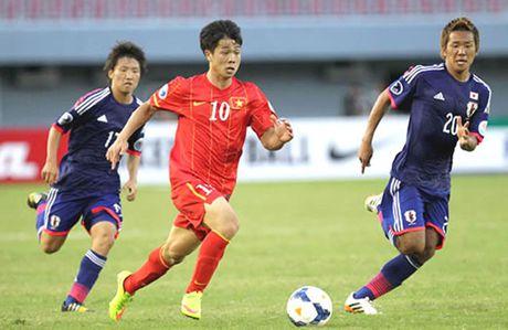U19 Viet Nam: Tiep buoc dan anh Cong Phuong va cac dong doi - Anh 1