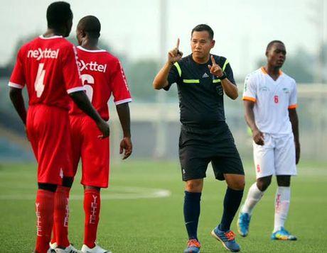 Chuyen chua tung gap cua 'vua san co' tai Viettel World Cup - Anh 2