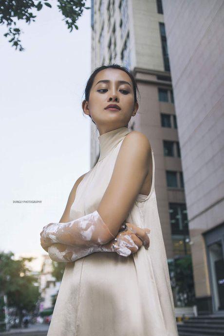 MC Quynh Chi tu tin do sac voi Hoa khoi bong chuyen - Anh 5