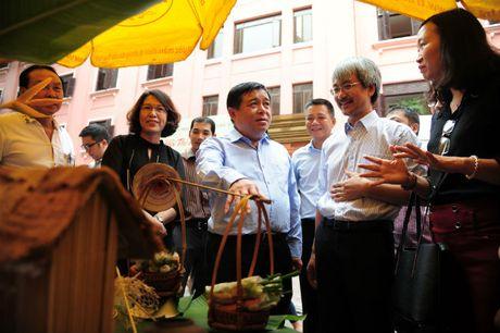 Hoi thi am thuc MPI huong ung Ngay Phu nu Viet Nam - Anh 1