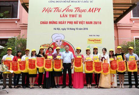 Hoi thi am thuc MPI huong ung Ngay Phu nu Viet Nam - Anh 2